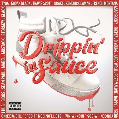 Drippin In Sauce - Post Malone Drake [CD]