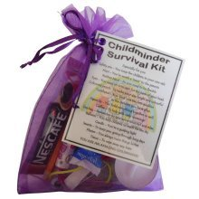 Childminder Survival Kit - A great small token gift to say thank you