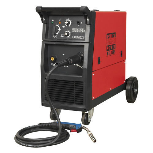 Sealey SUPERMIG275 270Amp Professional MIG Welder with Binzel Euro Torch
