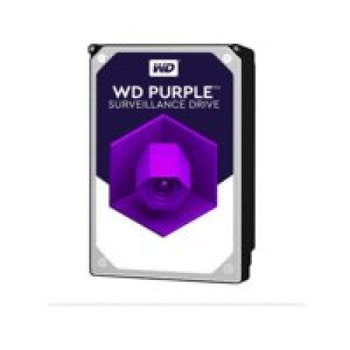 Western Digital WD81PURZ WD Purple 8TB   SATA 6Gb/s WD81PURZ