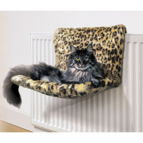 Leopard Double Radiator Kumfy Cradle Wide