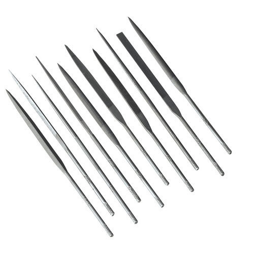 Sealey AK576 10pc Needle File Set