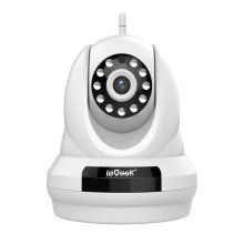 ieGeek 1080P Home IP Camera Wireless WiFi Indoor Video Monitoring  (White)