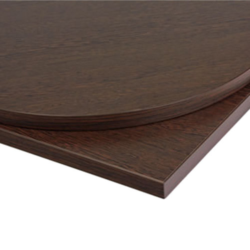 Taybon Laminate Table Top - Wenge Rectangular - 1200x800mm