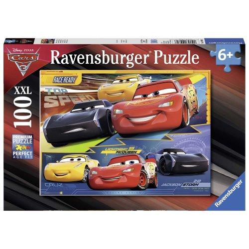 7bb3dde2945 Ravensburger Disney Pixar Cars 3, XXL 100pc Jigsaw Puzzle on OnBuy