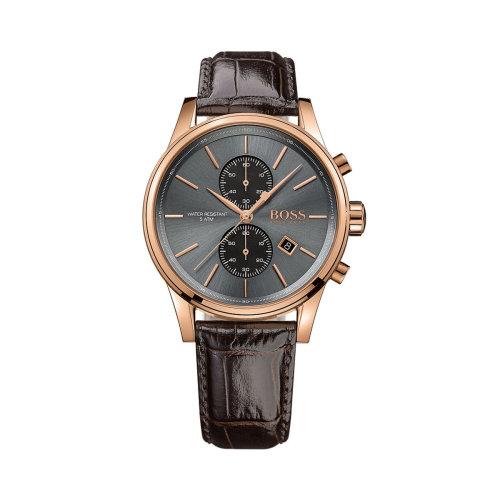 Hugo Boss Men's Brown Jet Chronograph Watch