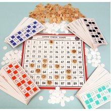 Traditional Kent & Cleal lotto set 00480