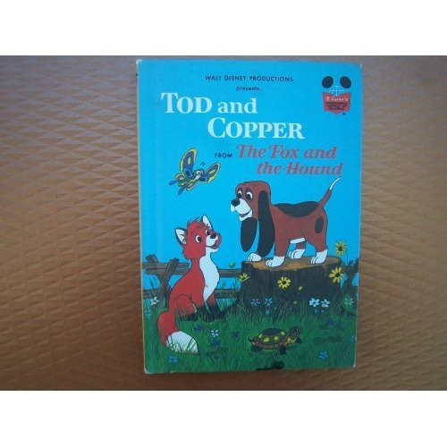Walt Disney Productions Presents Tod and Copper from the Fox and the Hound (Disney's Wonderful World of Reading)