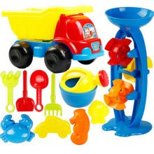 Kid's Beach Sand Toys Baths Pools Set 11PCS