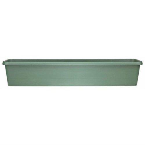 Stewart Garden Terrace Trough - 40cm - Green (2060019)
