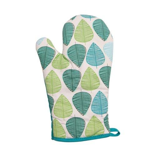 Green Leaf Single Oven Glove