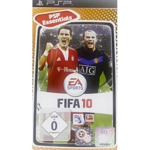 Fifa 10 - Essentials (PSP)