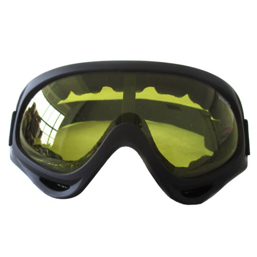 Sports Safety Sunglasses Eyes Protector For Cycling Hunting,Ski Goggle Yellow
