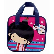 [Happy Together] Lunch Tote Bag Reusable Lunch Bag For Kids/Students
