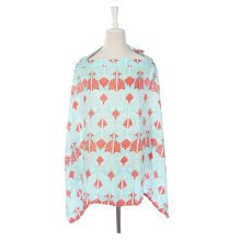 100% Cotton Classy Nursing Cover Large Coverage Breastfeeding Nursing Apron M