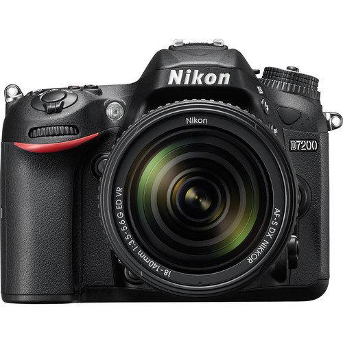 NIKON D7200 KIT AF-S 18-140MM F3.5-5.6G ED VR DX