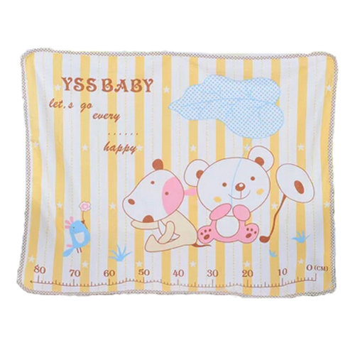 Lovely Baby Reusable Waterproof Infant Home Travel Urine Pad Cover?yellow)