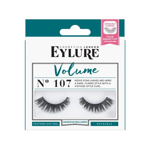 Eylure Strip Lashes No.107 (Volume)