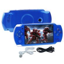 """32Bit 8GB 4.3"""" Portable Video Handheld Game Console Player 10000 Games"""