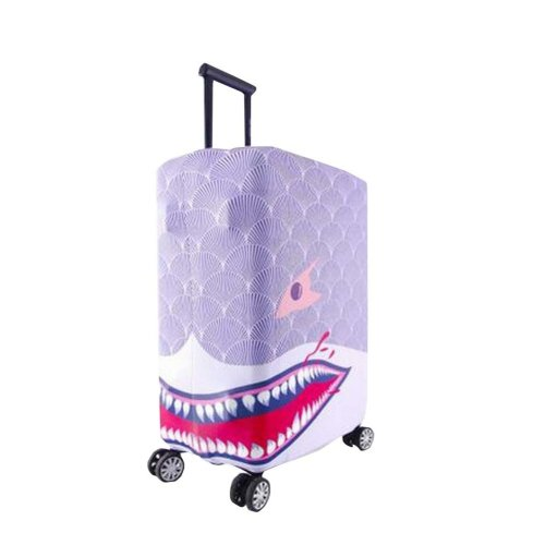 [Shark] Stretchable Travel/Business Luggage Protector Suitcase Cover
