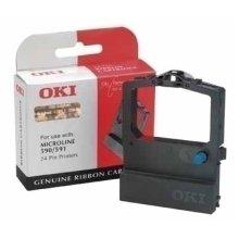 OKI 9002303 Black printer ribbon