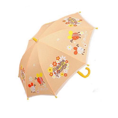 Childrens  Rainy Day Umbrella/?0-4years)Bright colors Kids Umbrella,