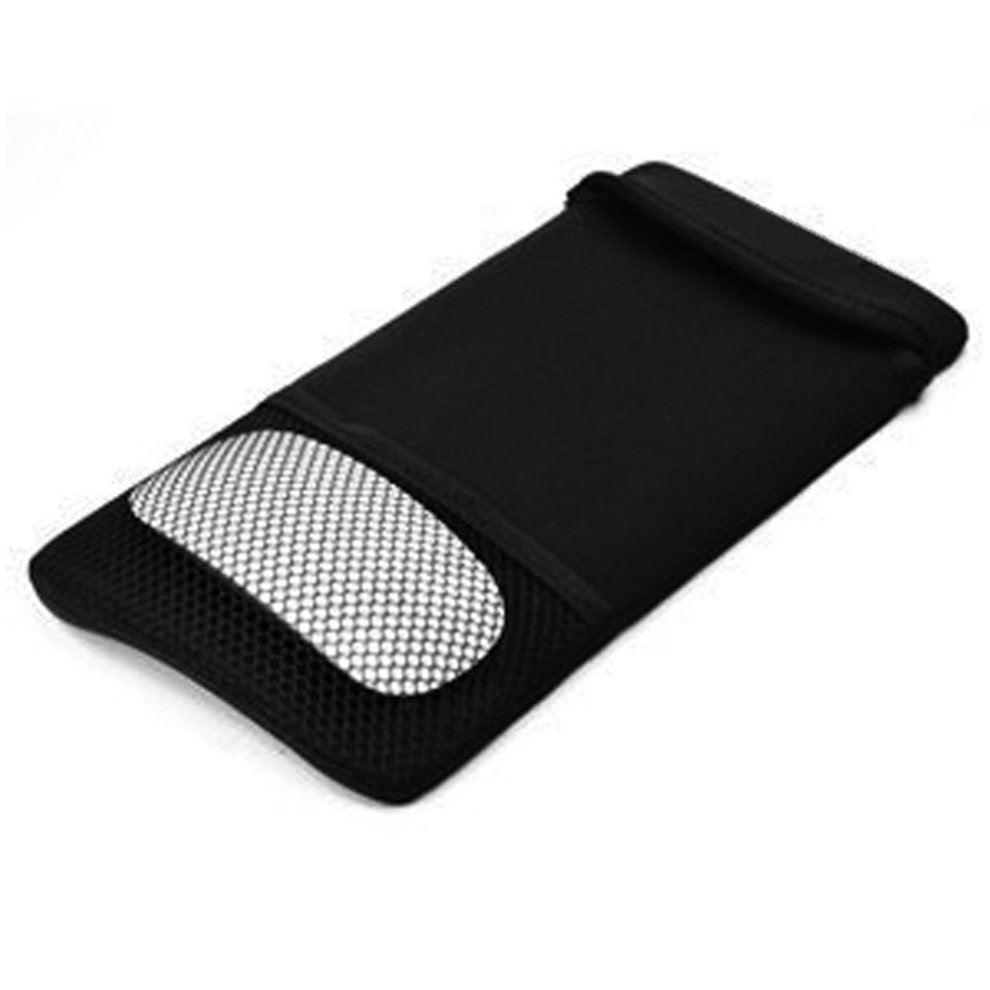 Case Wonder Black Color Soft New Neoprene Carrying Case Portable Protection  Sleeve Cover Pouch Bags for the Logitech Bluetooth Easy-Switch K811 /