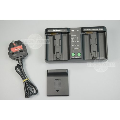 Genuine Nikon MH-26 Battery Charger for EN-EL18a EN-EL18 Nikon D5 D4/s