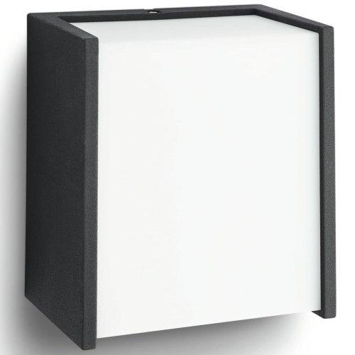 Philips myGarden LED Wall Light Macaw 3 W Black 173023016