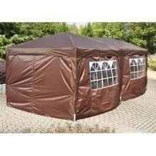 Outsunny 6 X 3 M Garden Gazebo Waterproof + Carrying Bag