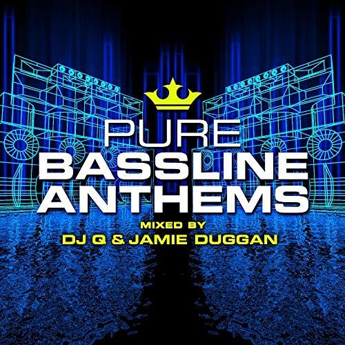 Pure Bassline Anthems - Mixed by DJ Q and Jamie Duggan [CD]