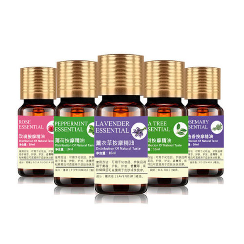Rose Essential Body Aromatherapy Oil