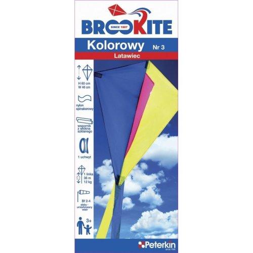 Brookite 3454 Traditional Cutter No.3 Kite