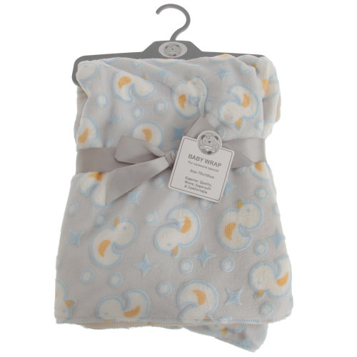 Snuggle Baby Baby Boys/Girls Duck Design Wrap
