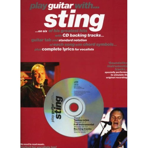 Play Guitar with Sting