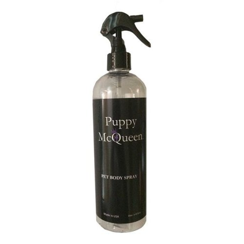 Puppy McQueen PMQ-10004G 12 fl oz Pet Body Spray