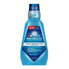 Crest Pro-Health Multi-Protection Refreshing Clean Mint Flavor Mouthwash, 1 ltr