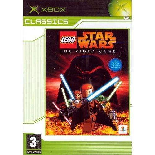 Lego Star Wars - LEGO Star Wars (Xbox Classics)