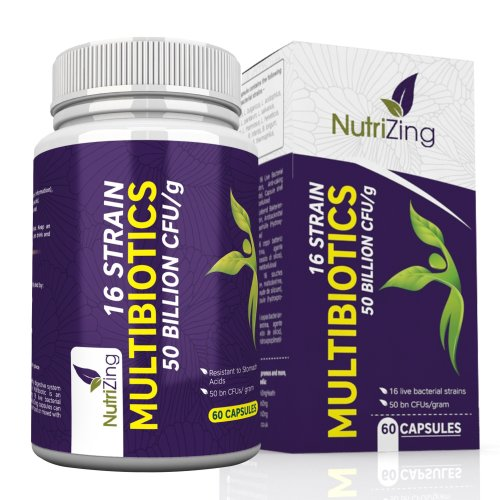 NutriZing's Multi-strain bacterial cultures