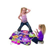 Homcom Dance Mixer Electronic Musical Playmat Dancing Floor Mat Kids