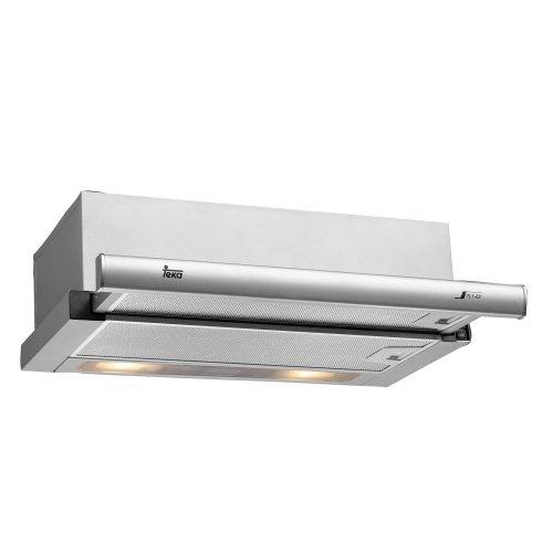 Teka TL1-62 Kitchen Hood with Automatic Shutdown Function, Inox