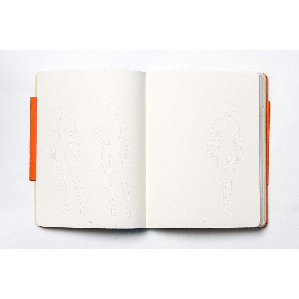 Magma Sketchbook Fashion Mini Edition Magma For Laurence King