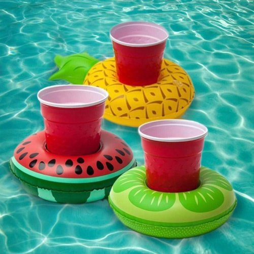 BigMouth Inflatable Tropical Fruits Drinks Pool Float Beach Holiday Swimming Water Beach