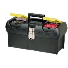 Stanley 16 Inch Toolbox With Tray
