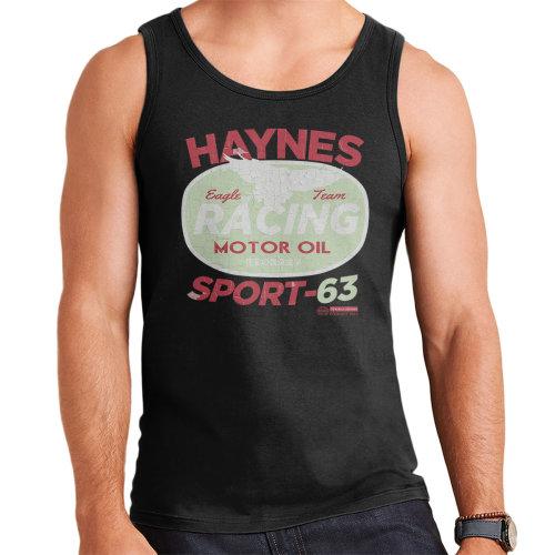 Haynes Eagle Team Racing Motor Oil Men's Vest
