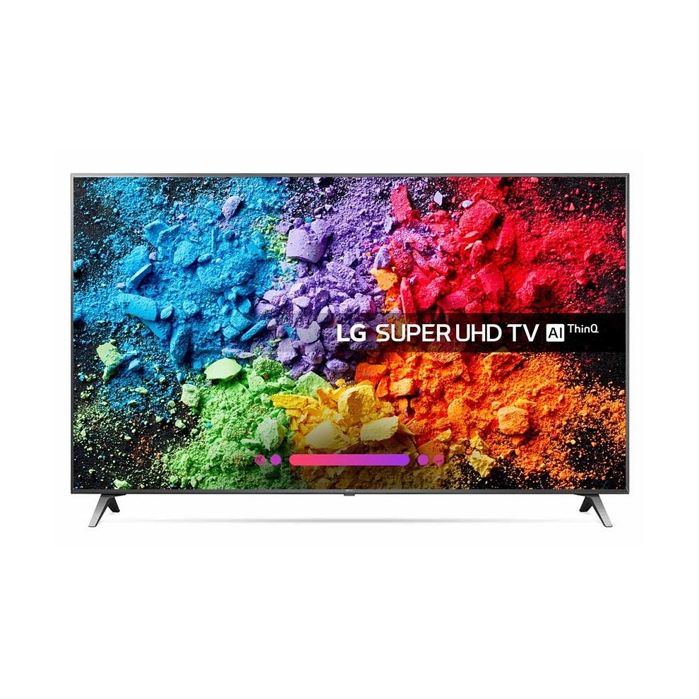 LG 55SK8000PLB 55 Inch SMART 4K Ultra HD HDR LED TV Freeview