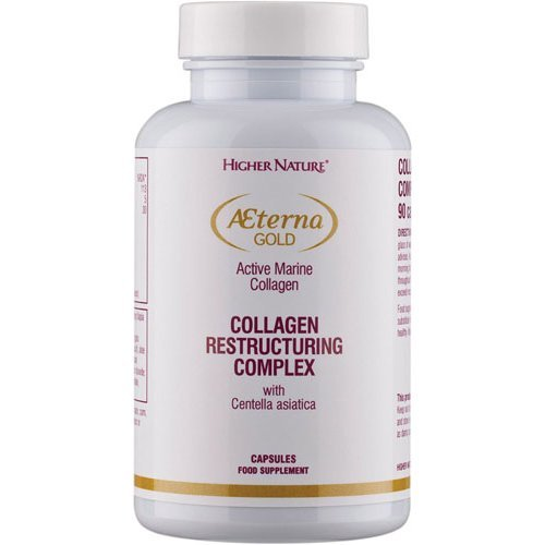 Aeterna Gold  Collagen Restructuring Complex Caprules 90s