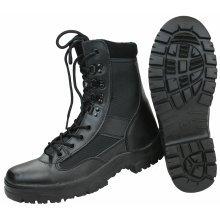 Uk4 Black Youth's Alpha Boot -  highlander armeestiefel alpha