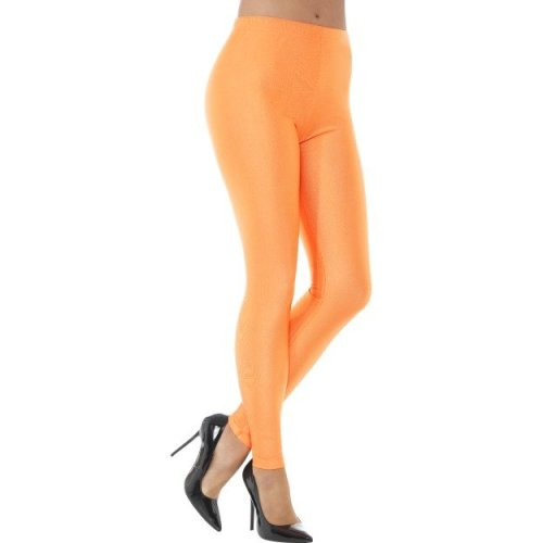 Smiffy's 48112l 80's Disco Spandex Legging (large) -