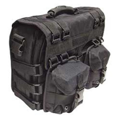 PS Products SPODB Day Bag Range Bag - Black